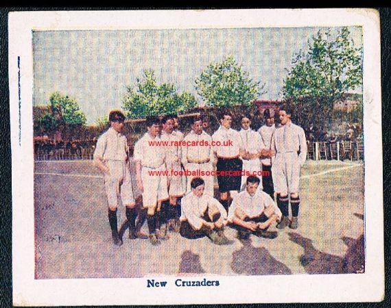 1915 New Crusaders Herbert Farnfield